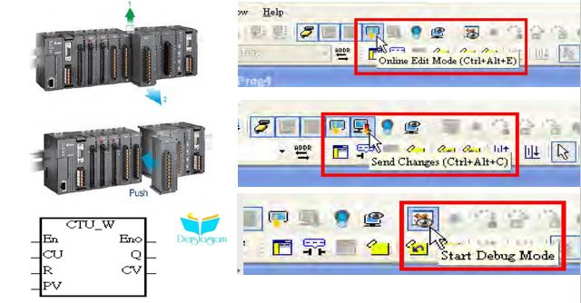 Delta AS Serisi PLC Özellikleri