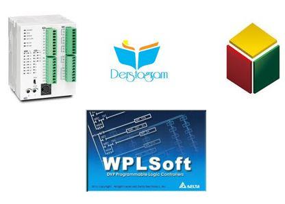 Delta plc dvp06ad ayarları ve kullanımı