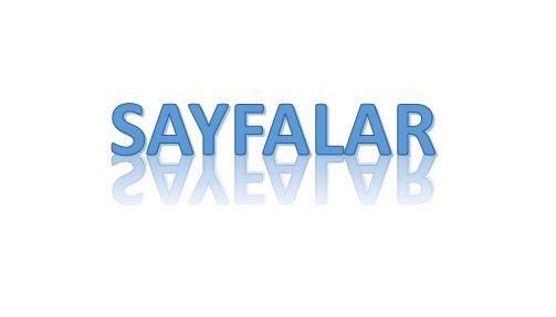 Derstagram Sayfalar
